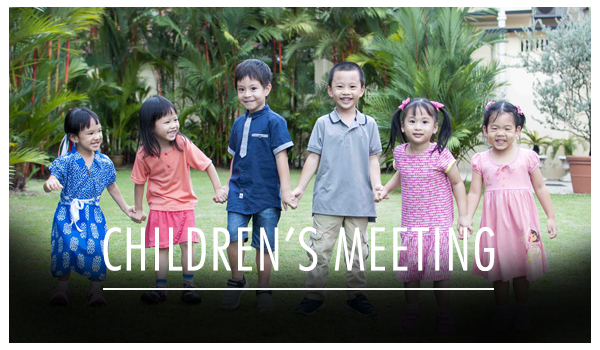 children's meeting