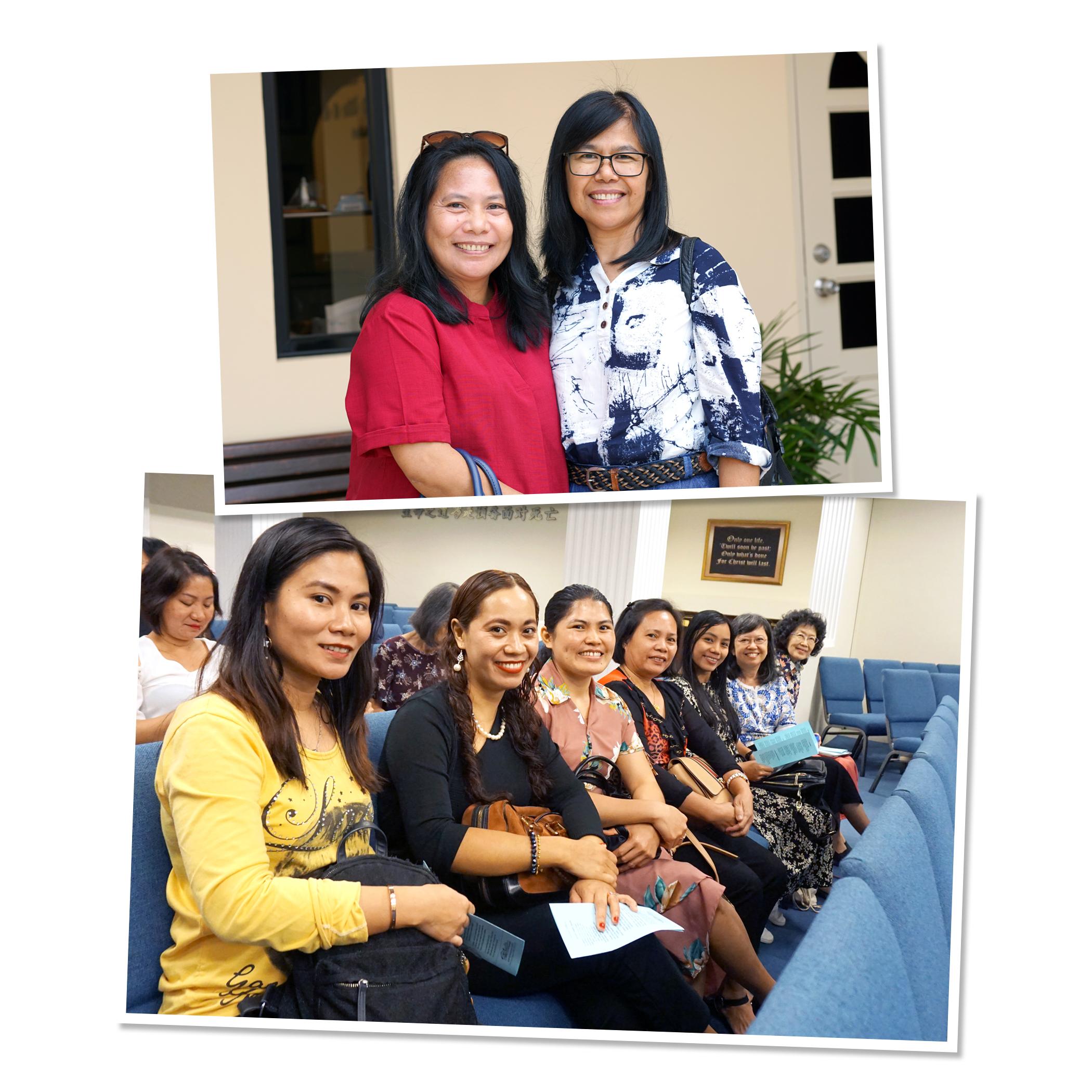 Filipina ministry